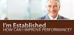 I'm established; how can I improve performance?